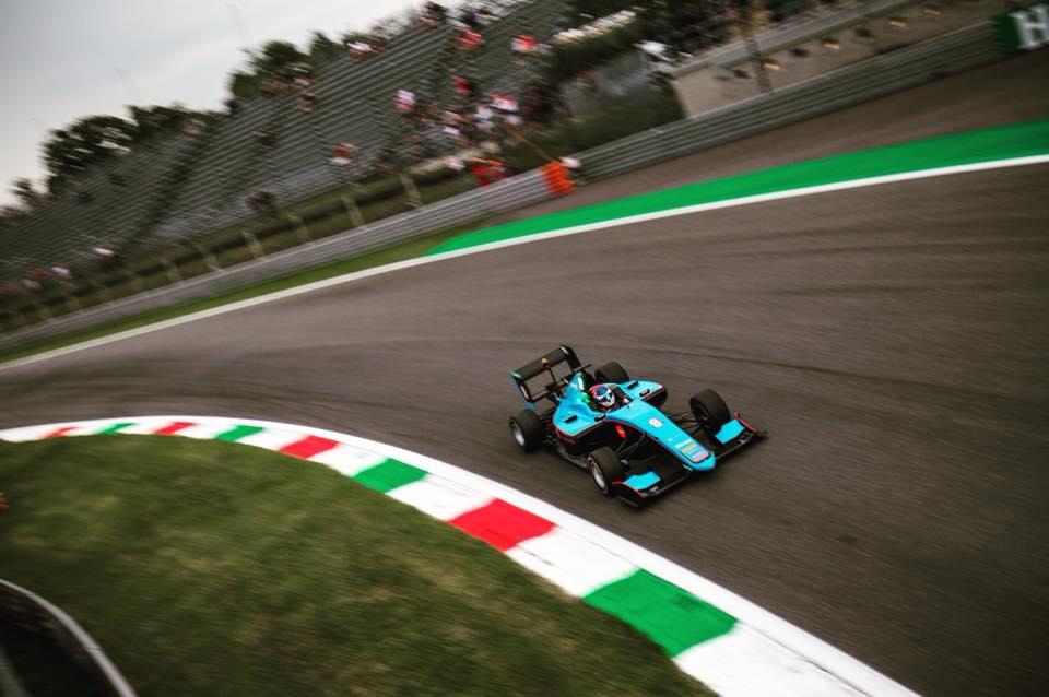 GP3 Series: Tatiana Calderón partirá desde el octavo lugar en Monza