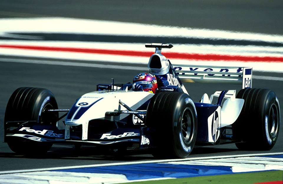 Se cumplieron 15 años de la victoria de Montoya en Hockenheim