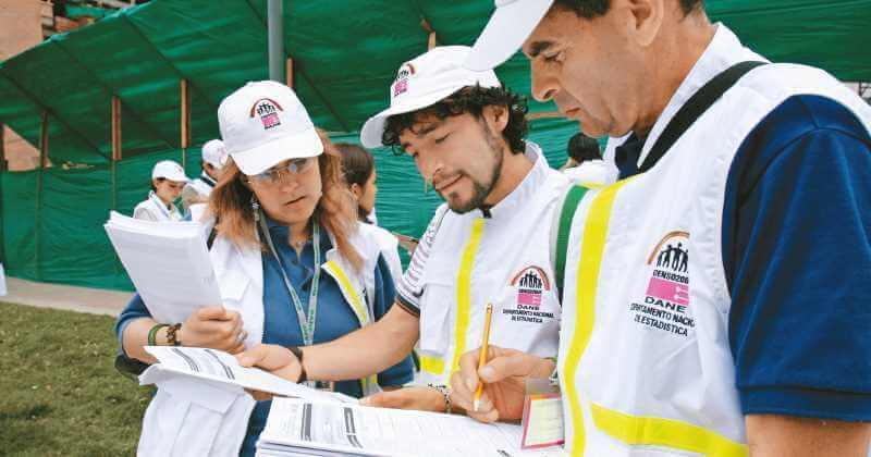 Se aplaza la fecha de entrega del Censo Poblacional que viene haciendo el Dane