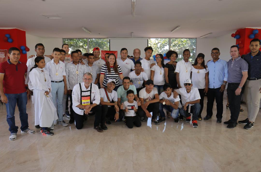 "Gobernación realiza primer ""Foro Jóvenes Líderes Transformadores"" en malambo"