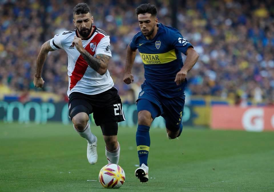 Superliga Argentina de Fútbol: River le ganó de visitante a Boca el superclásico