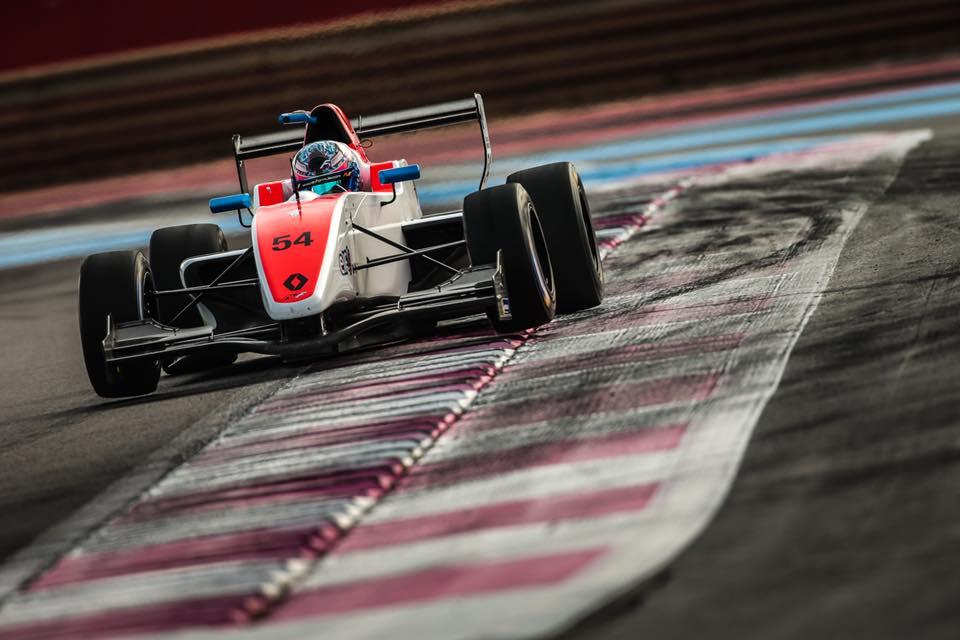 Fórmula Renault Eurocopa: Christian Muñoz finalizó mejor de lo pensado en Hoffenheim
