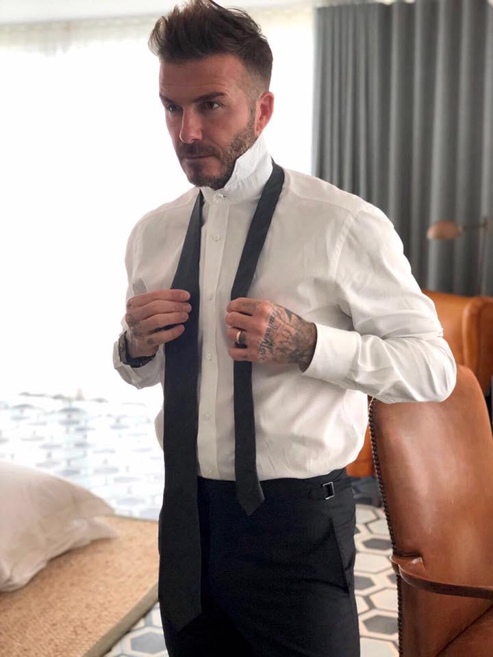 La plantilla y técnico que sueña añora Beckham para el Club Internacional de Fútbol Miami