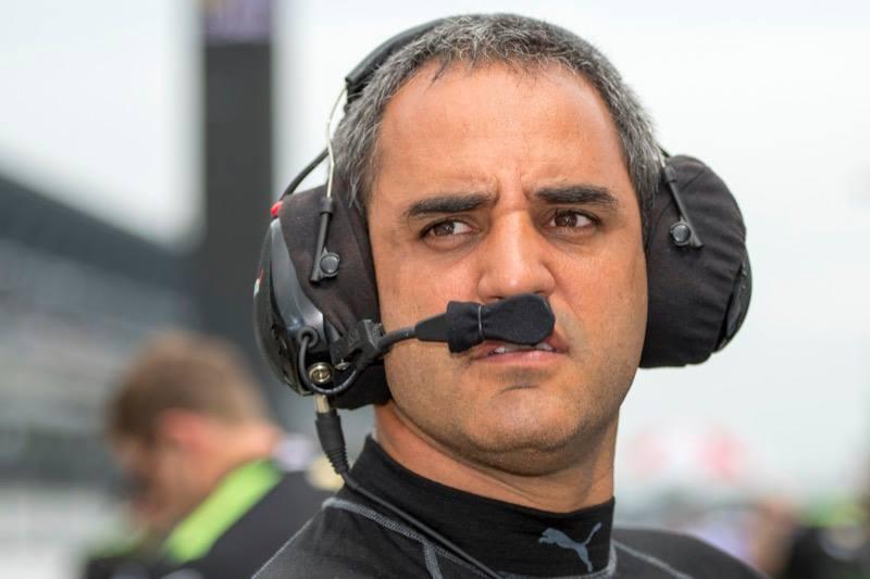 Juan Pablo Montoya regresa a las pistas de carrera para el Indy 500