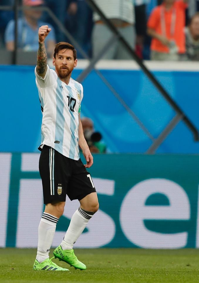 Selección Albiceleste: el número 10 se omitió por la ausencia de Messi