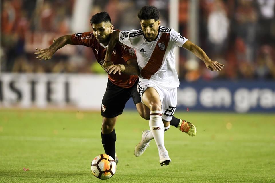 Copa Libertadores: Independiente y River empataron a cero goles