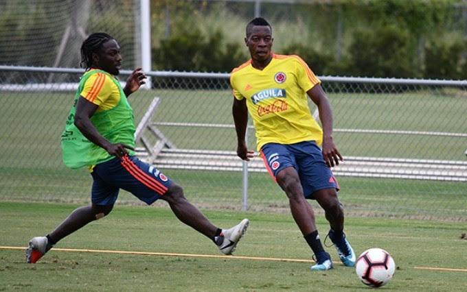 Colombia ya tiene su nómina completa para partido contra USA