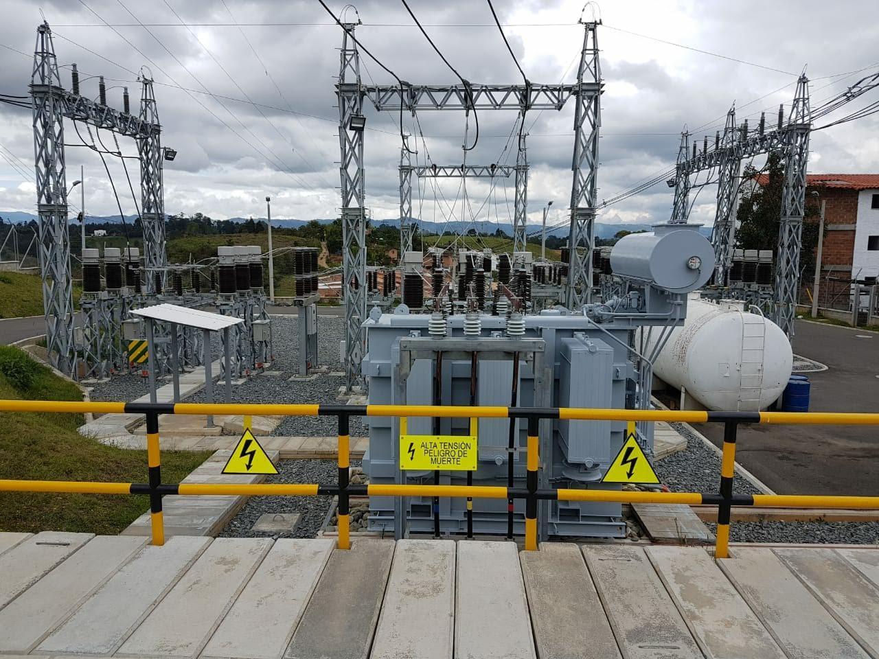 EPM entregó en operación nueva infraestructura energética en el país