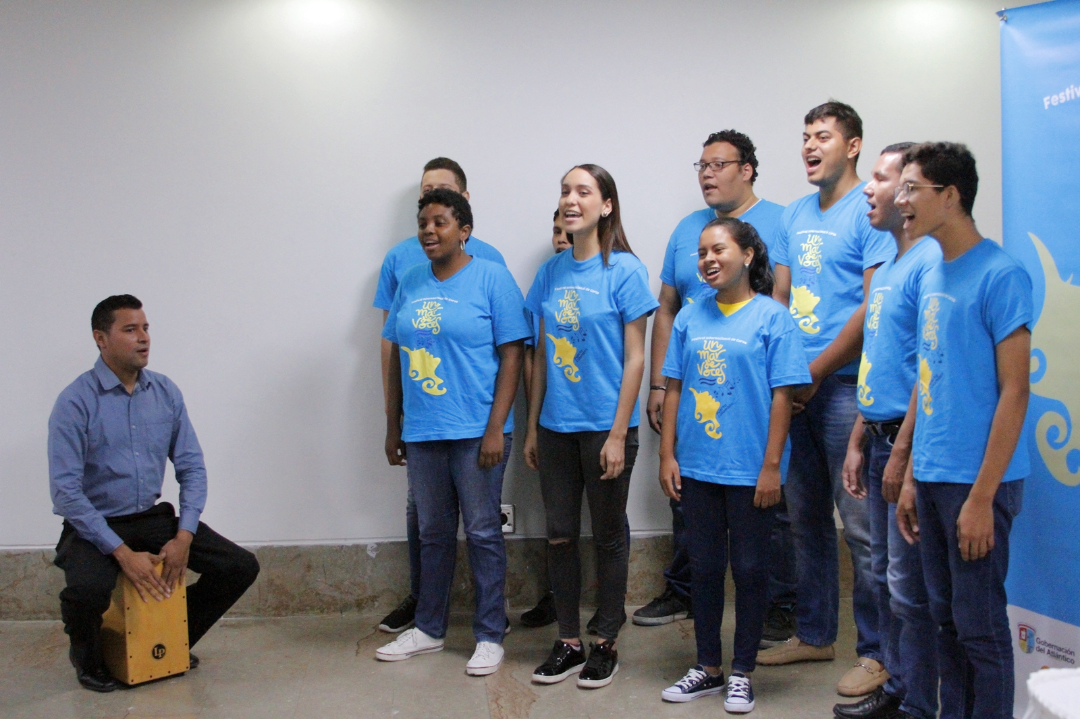 Atlántico Festeja: Un mar de voces en Puerto Colombia
