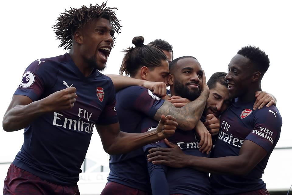 Arsenal será vestido por adidas desde el año 2019