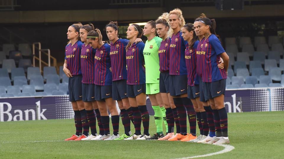 El Fc Barcelona Desea Crear Un Equipo De Fútbol Femenino En Estados