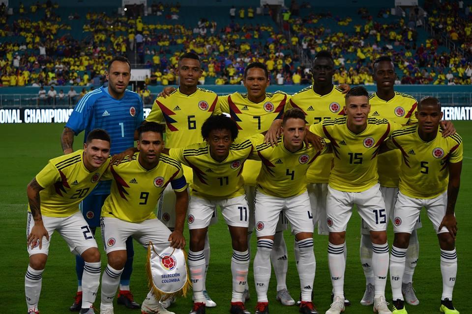 Colombia y El Salvador jugarían en noviembre