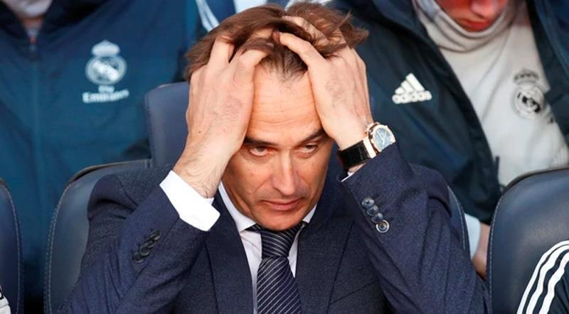 El dinero que cobrará Lopetegui por ser destituido del Real Madrid