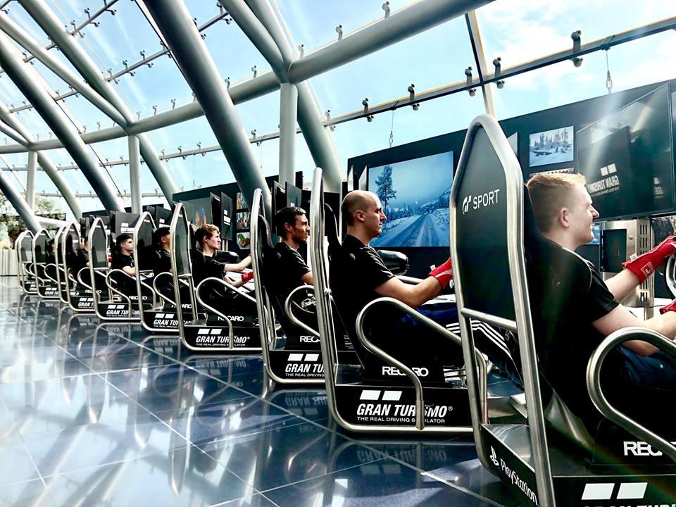 Las carreras en simuladores son una categoría oficial en Alemania