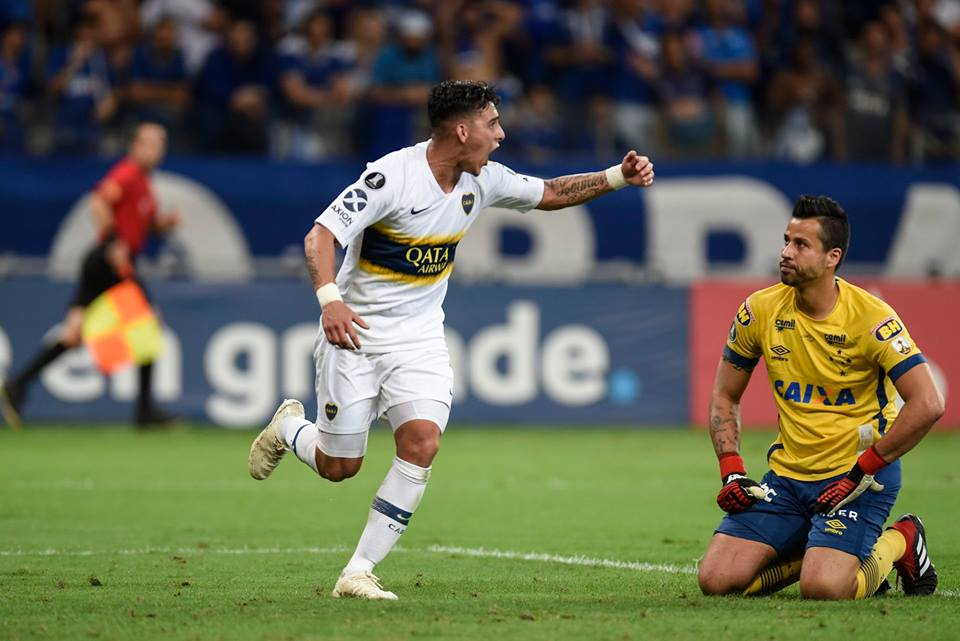 Copa Libertadores: Boca y Palmeiras buscarán un lugar en la final