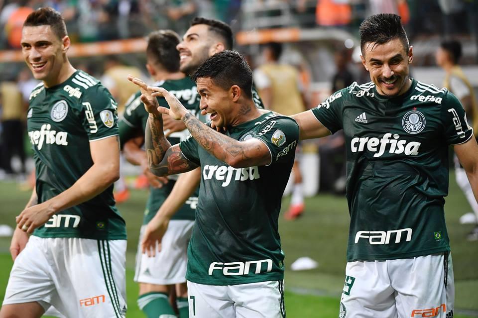 Copa Libertadores: Palmeiras destruyó a Colo-Colo y clasificó a semifinales