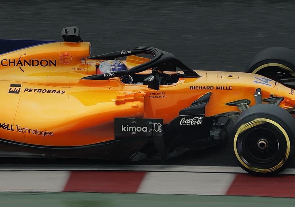 Fórmula 1: Coca-Cola, el nuevo patrocinador de McLaren