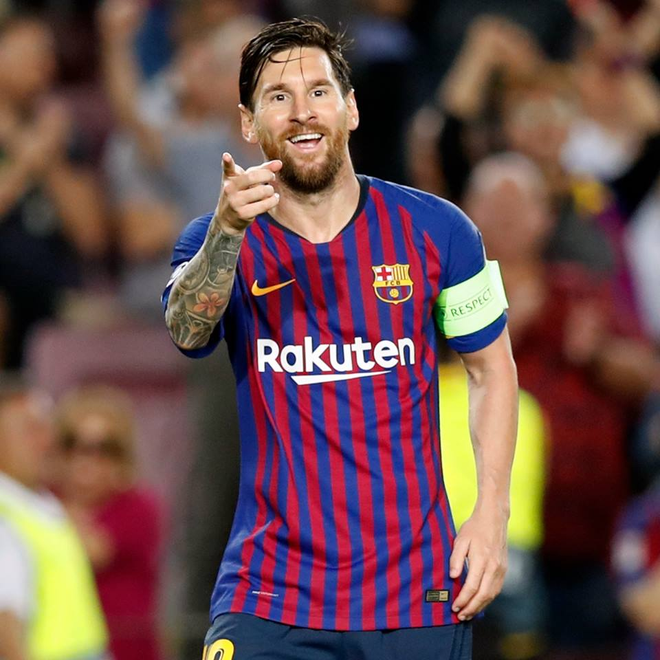Lionel Messi alcanzó 100 millones de seguidores en Instagram
