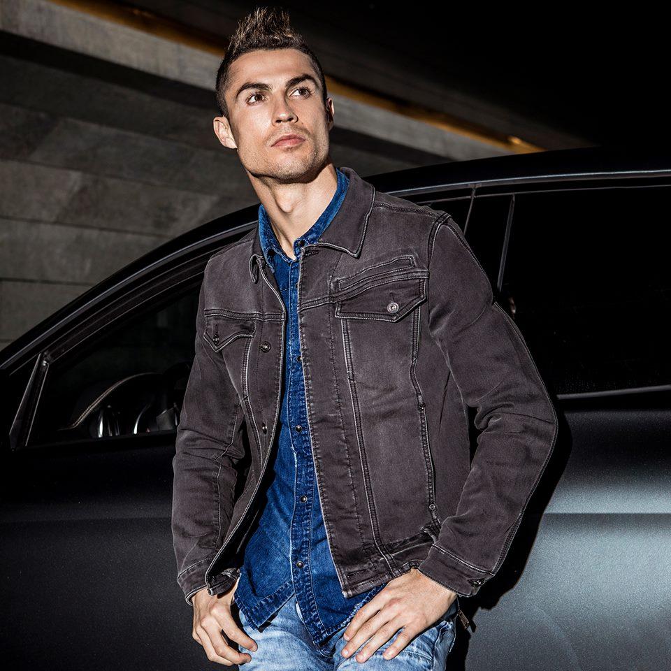 El proyecto que une a Cristiano Ronaldo con un cantante y dos deportistas