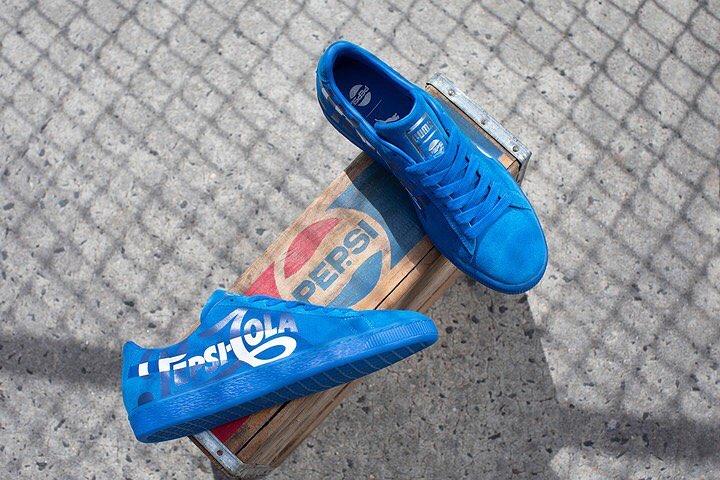 El proyecto que une a Pepsi y Puma