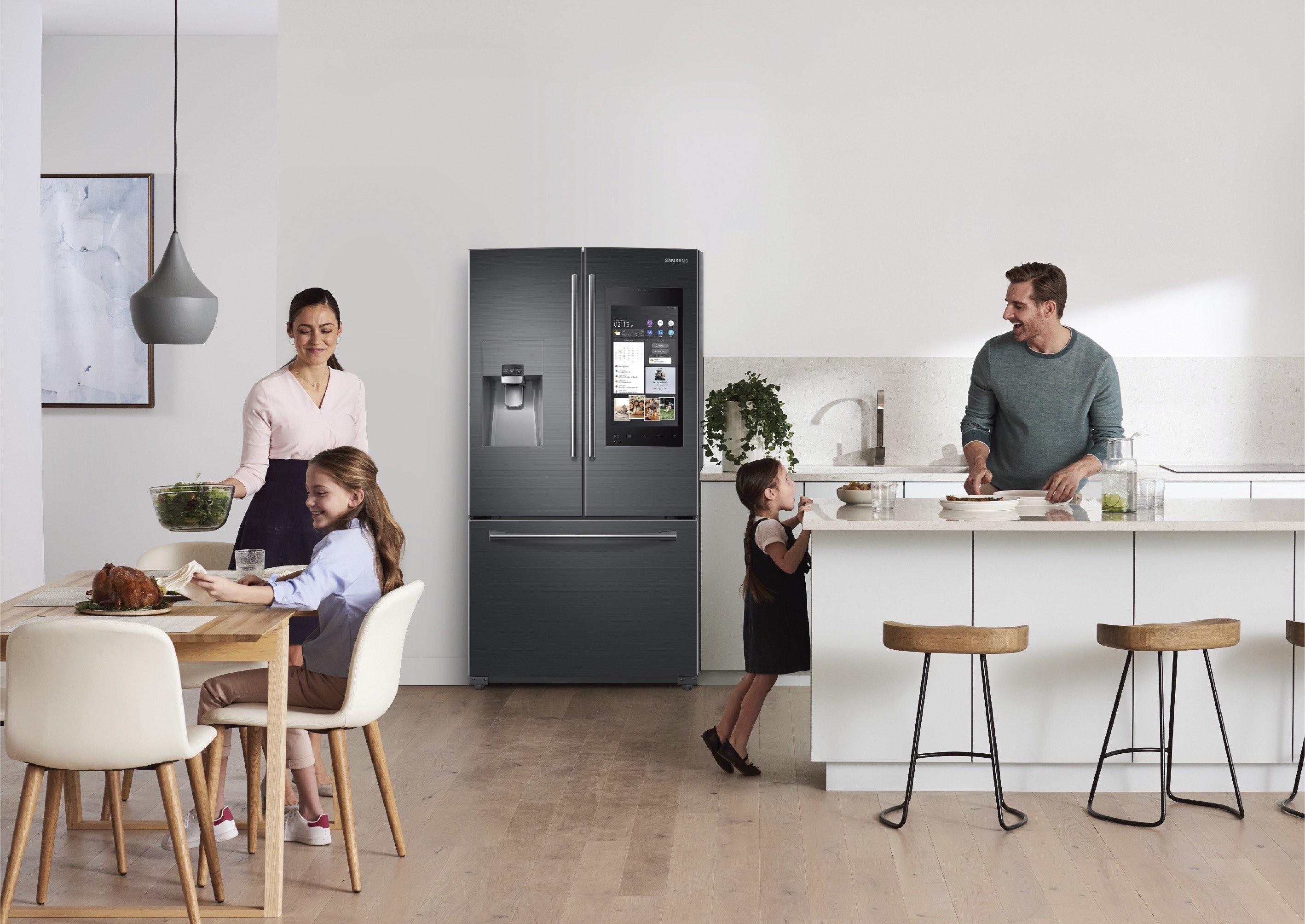 La Inteligencia Artificial llega a la cocina de su hogar con Smart Things