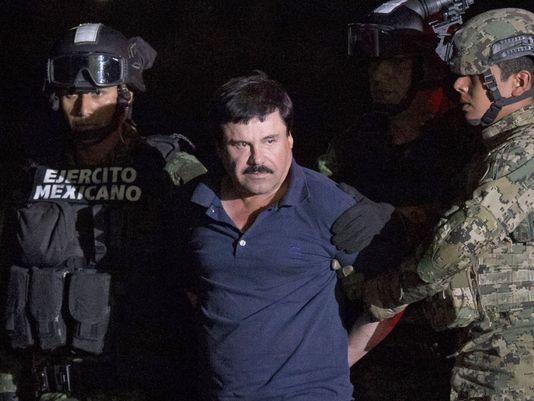 """Con un jurado protegido y medidas extraordinarias de seguridad comienza hoy el juicio contra """"El Chapo"""" Guzmán"""
