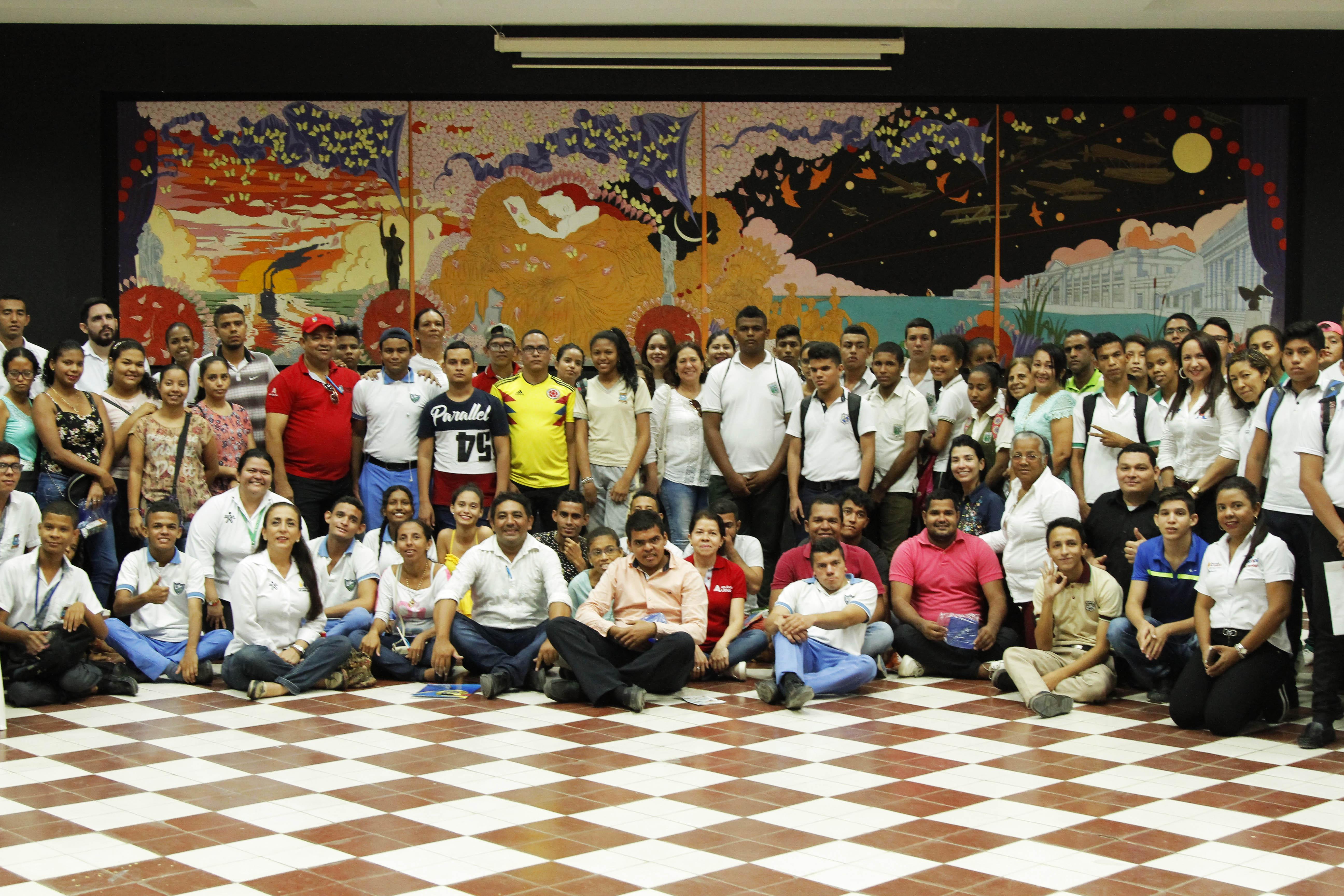Se realizó Feria Educativa y Cultural para alumnos con discapacidad en Atlántico