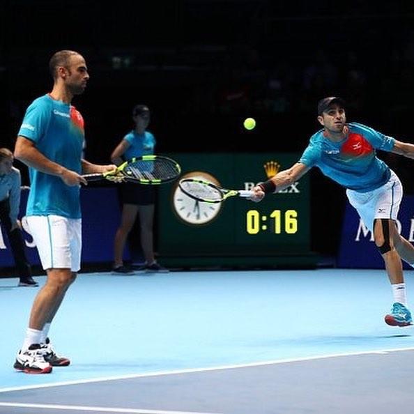 Tenis: Master: Cabal y Farah clasificaron a semifinales