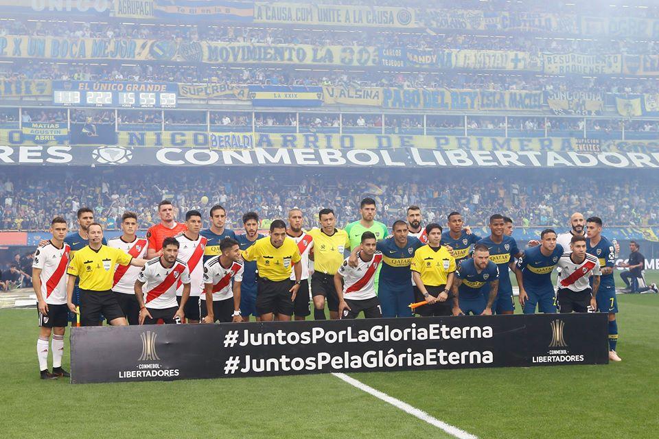 La resolución de CONMEBOL sobre la final de la Copa Libertadores