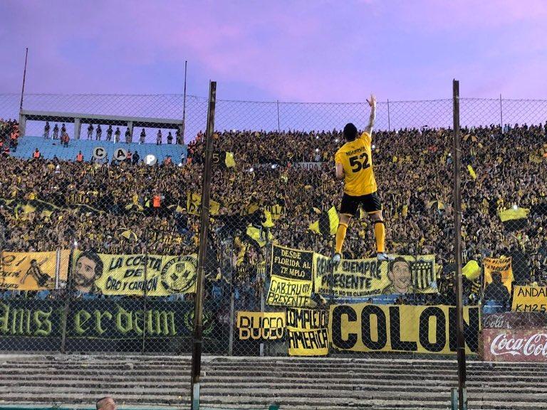 Peñarol tiene la mejor hinchada del mundo