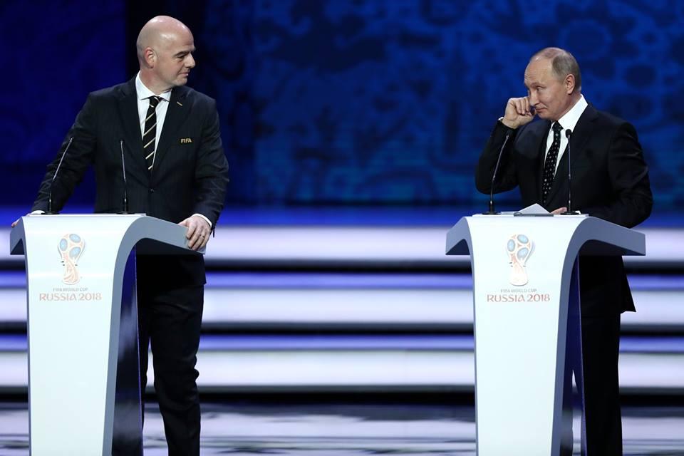 Copa Libertadores: Putin asistirá a la final de vuelta