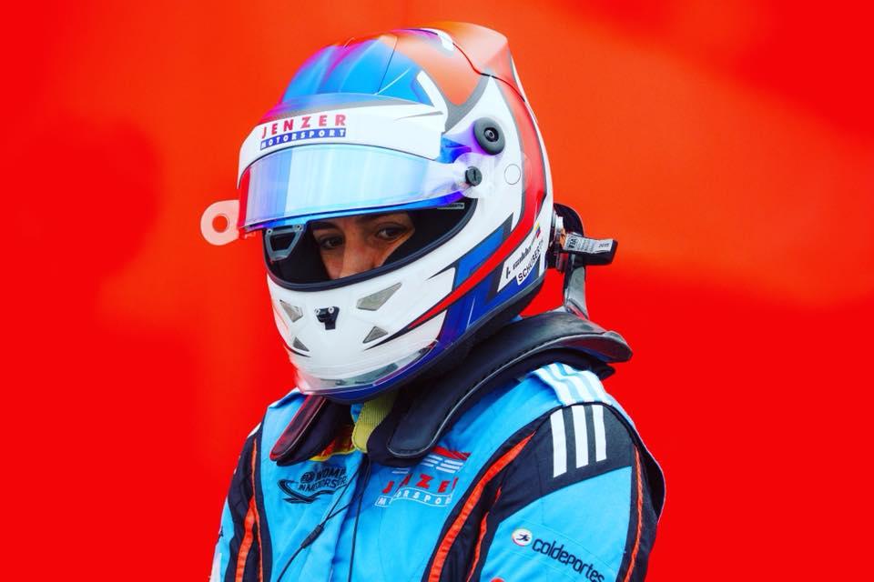 GP3 Series: Tatiana Calderón sumó un punto valioso en Abu Dhabi