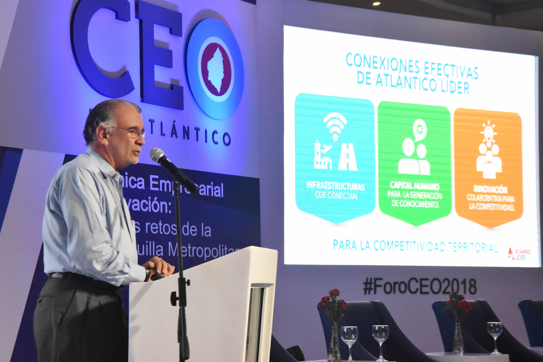Verano instaló quinto foro de Corporación Empresarial del Oriente del Atlántico