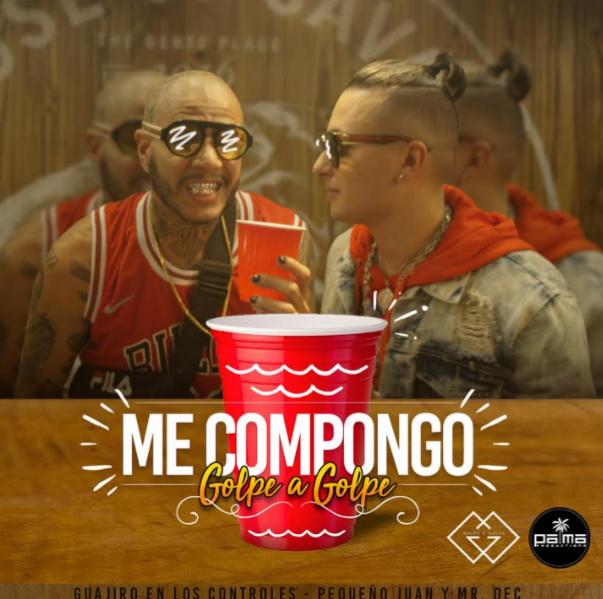 """Golpe a Golpe lanza  su nuevo sencillo  """"Me Compongo»"""