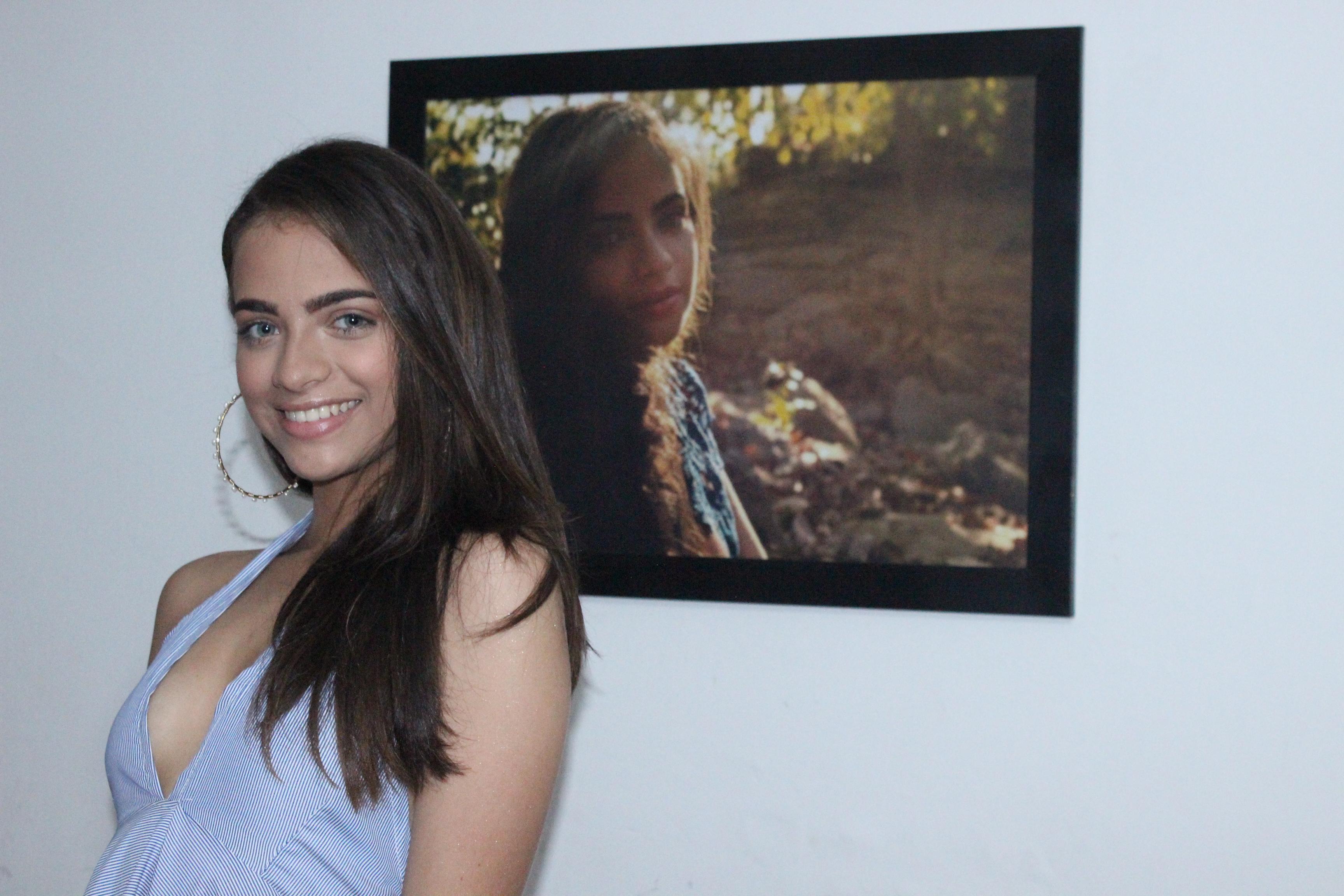 Daniela Acuña, la joven promesa del modelaje en Colombia