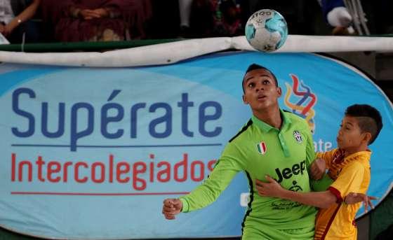 Barranquilla acoge la final nacional de los Juegos Supérate Intercolegiados 2018