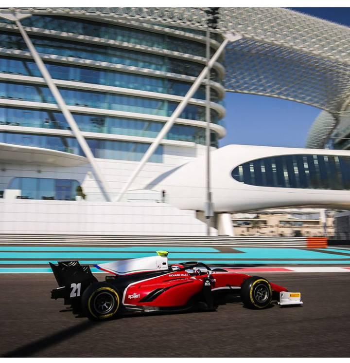 Fórmula 2: El segundo test de Tatiana Calderón con el equipo Charouz Racing
