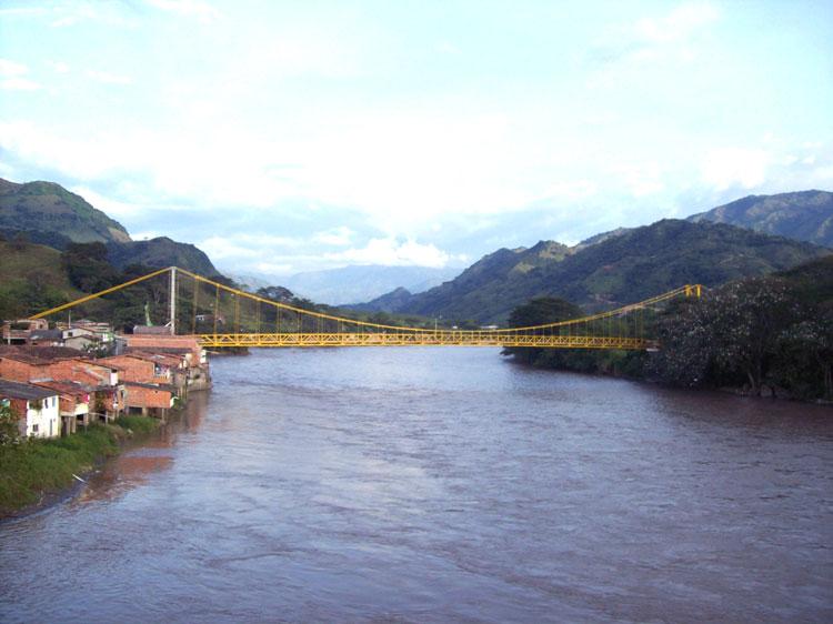El municipio de Risaralda se encuentra en alerta roja por incremento en el caudal del río Cauca