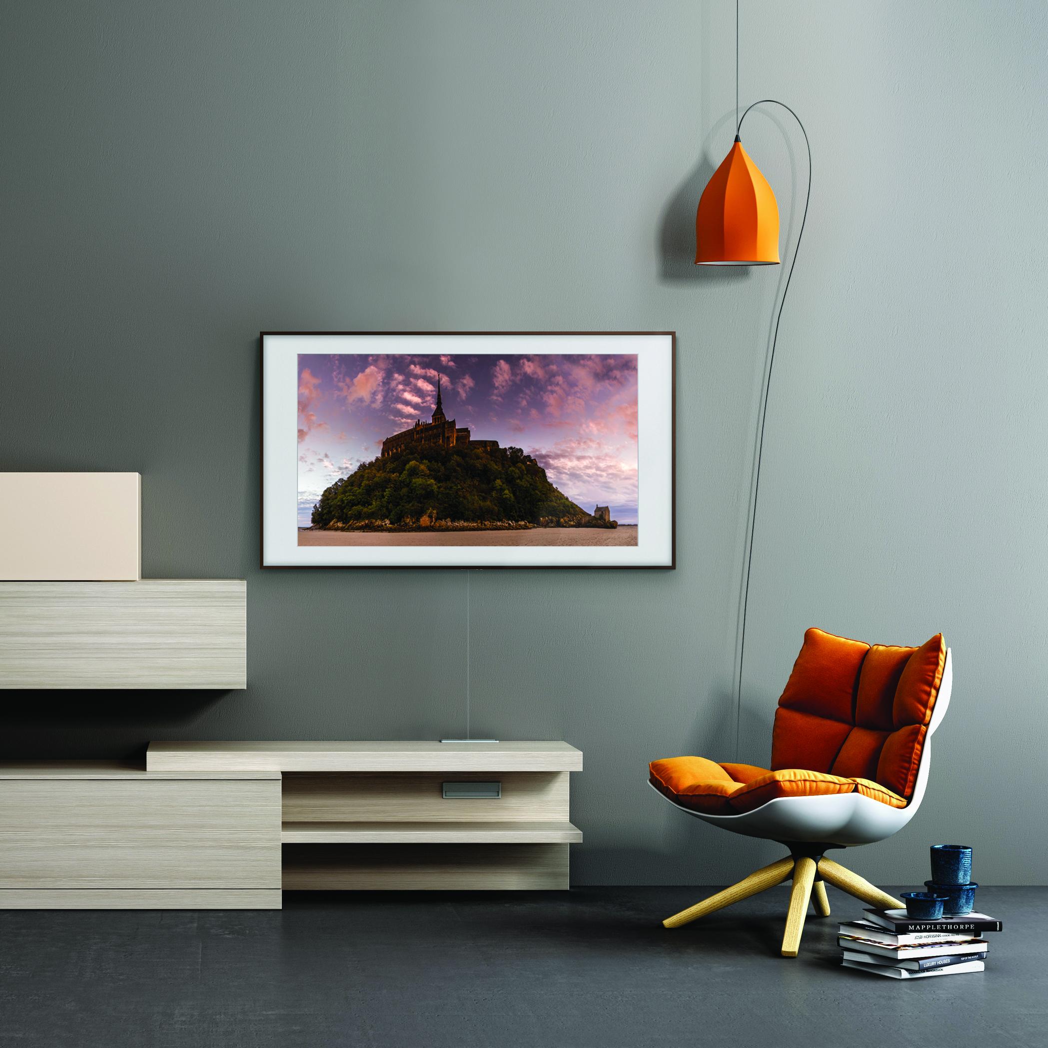 Samsung presenta The Frame y Serif TV 2019 en el CES 2019