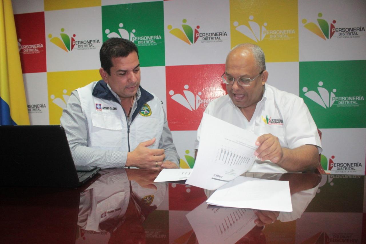 Sistema de salud de Cartagena podría verse afectado por crisis en Venezuela.