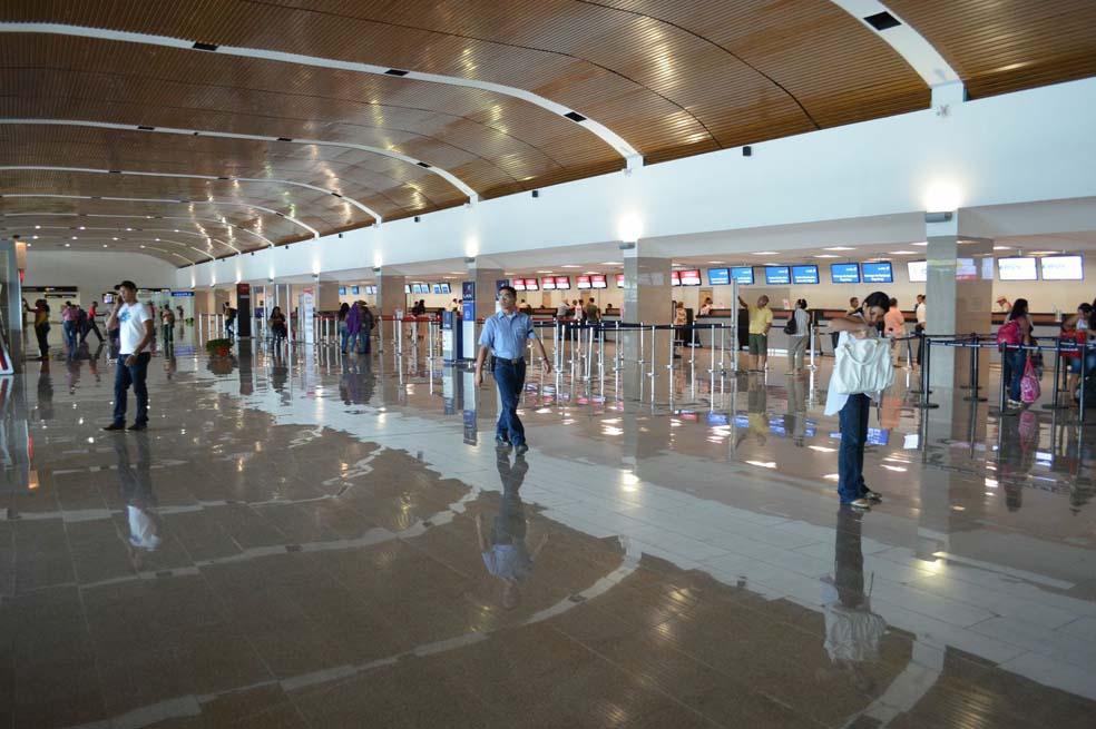 Aeropuerto cartagenero recibe reconocimiento de excelencia