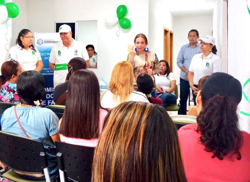 Distrito fortaleció atención a mujeres víctimas de violencia