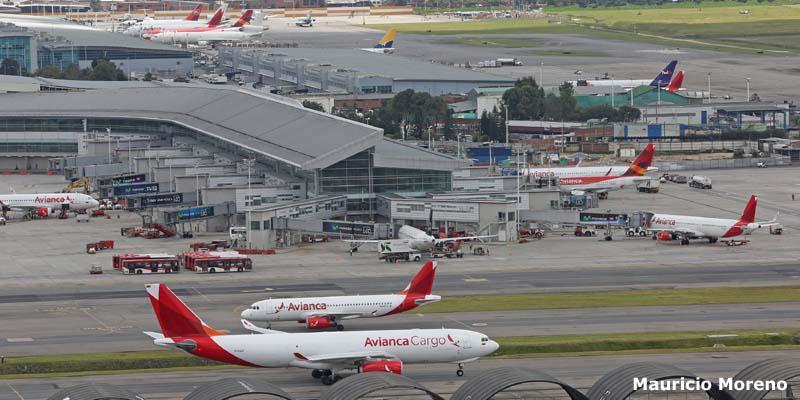 Colombia es el cuarto país con mayor proyección de crecimiento del sector aéreo