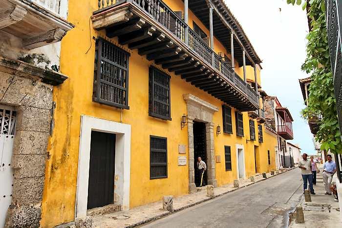 Nuevo documento con falencias en el centro histórico de Cartagena