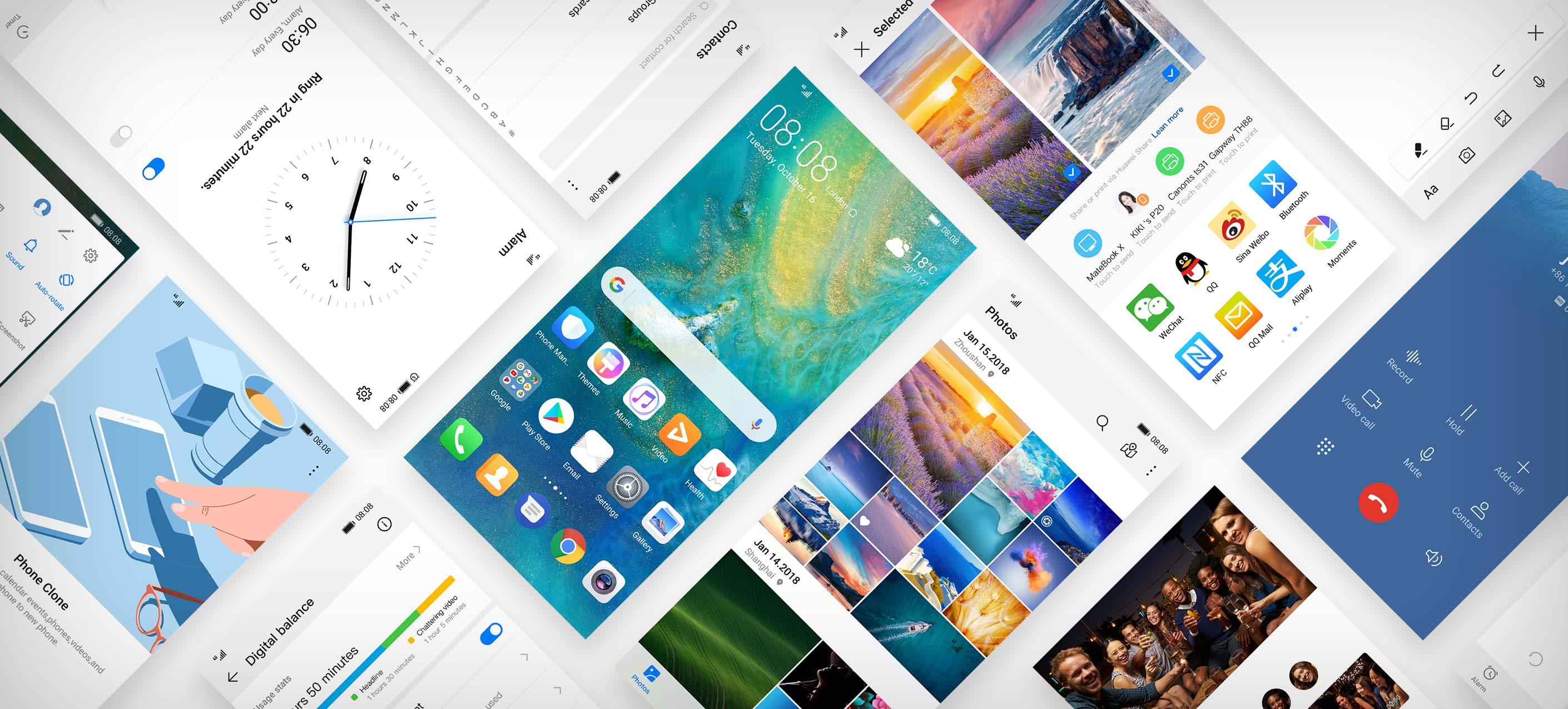 Phone Clone, la app para transferir info de un teléfono a otro | Huawei