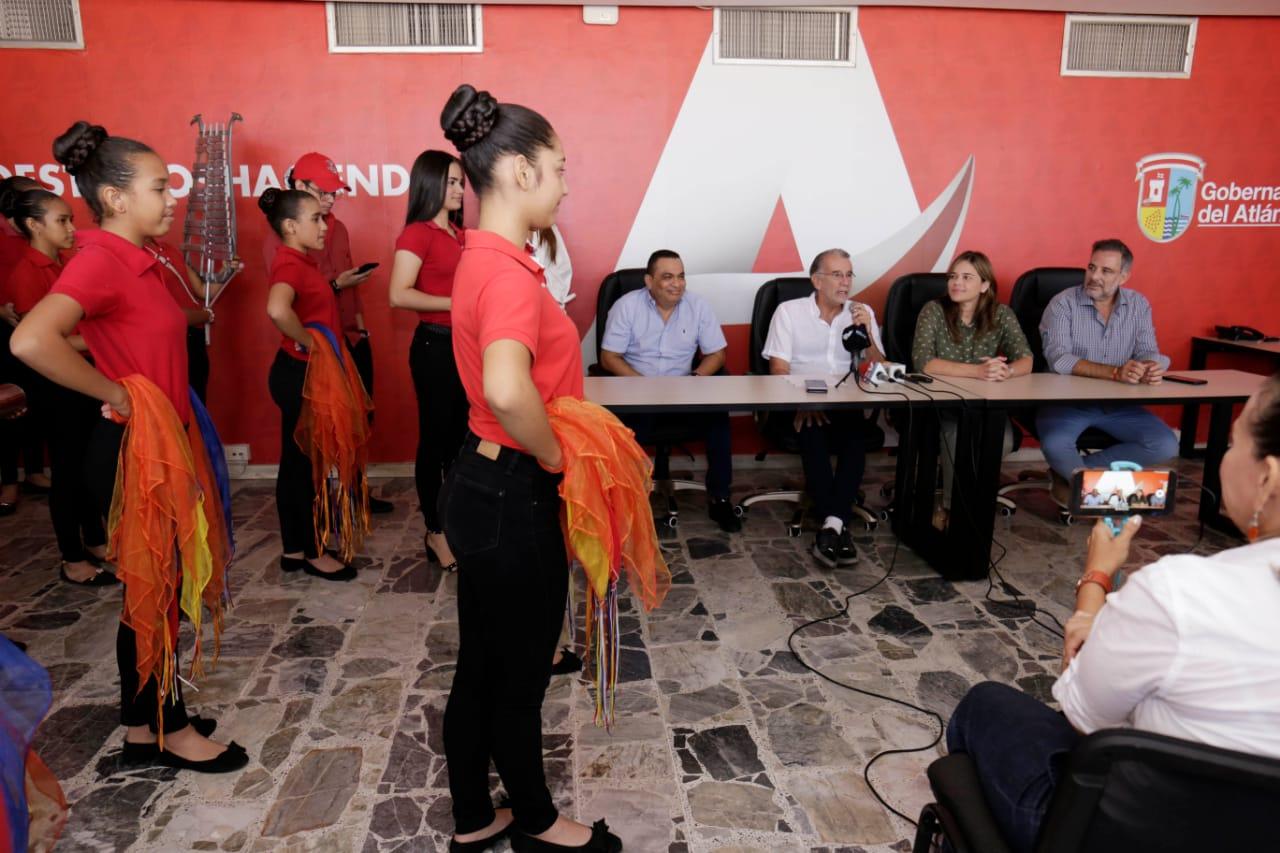 Banda Departamental de Baranoa representa a Colombia en Feria Internacional de Turismo (FITUR), en España
