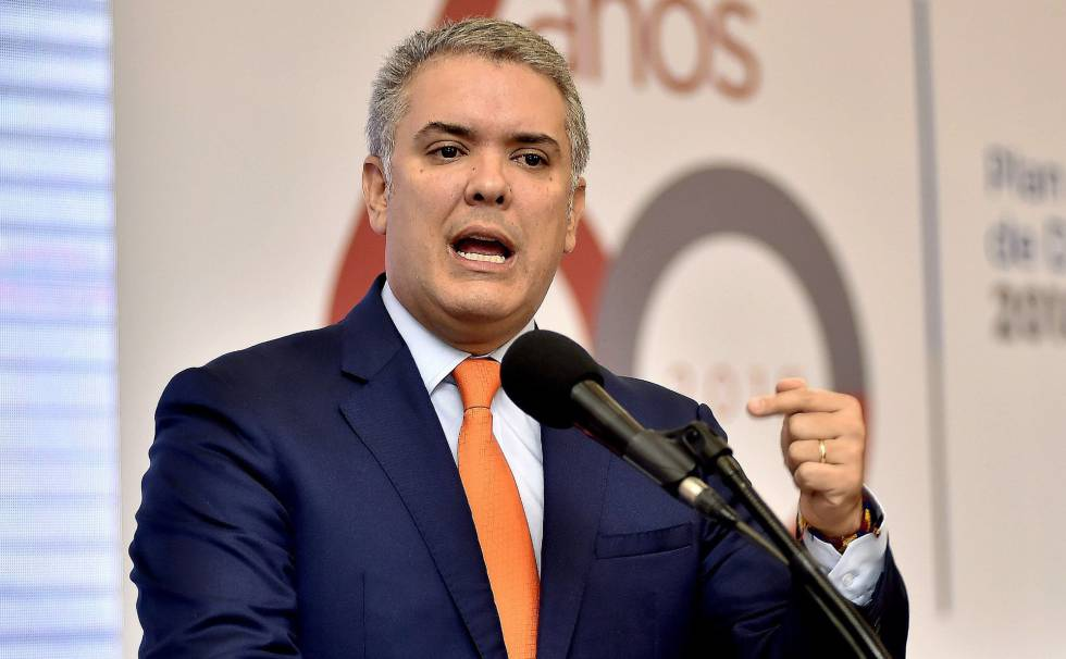 Ivan Duque asegura que trabajará por la seguridad de los líderes sociales