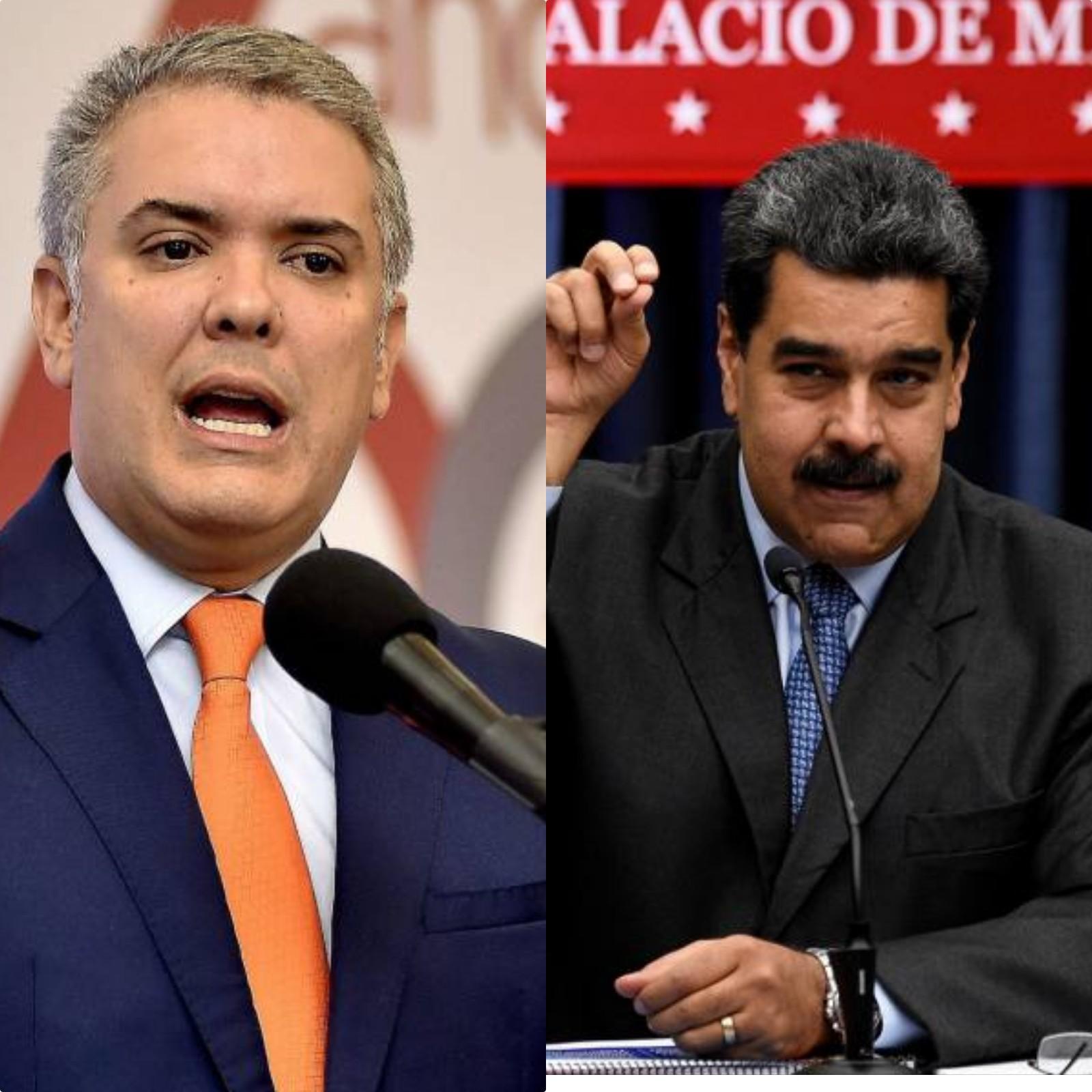Maduro denuncia al Gobierno colombiano por discriminación y xenofobia