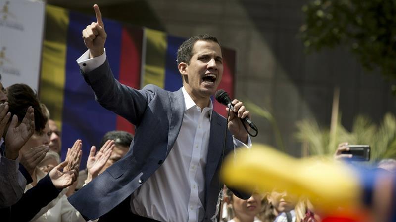 Liberado Juan Guaidó después de haber sido detenido por el SEBIN