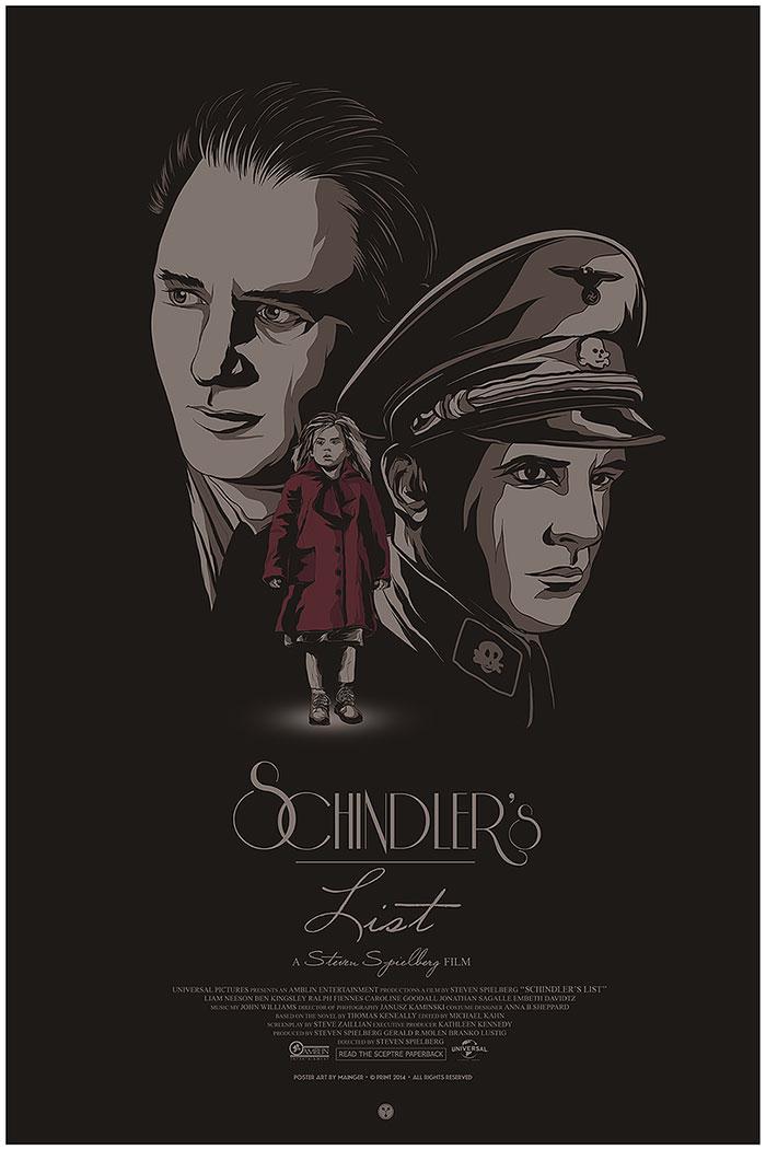25 Años de la Lista de Schindler.